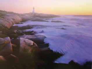 Pegg's Cove Lighthouse - $40.00